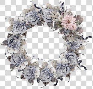 Picture Frames Film Frame Flower - Flower PNG