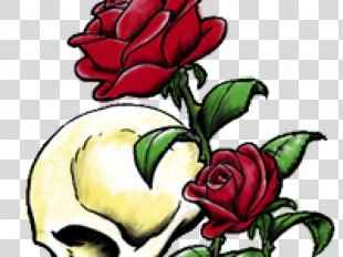 Floral Design Rose Tattoo Drawing - Roses Tattoo PNG