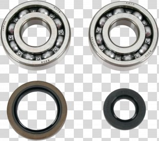Car Honda CR250R Main Bearing Crankshaft - Car PNG