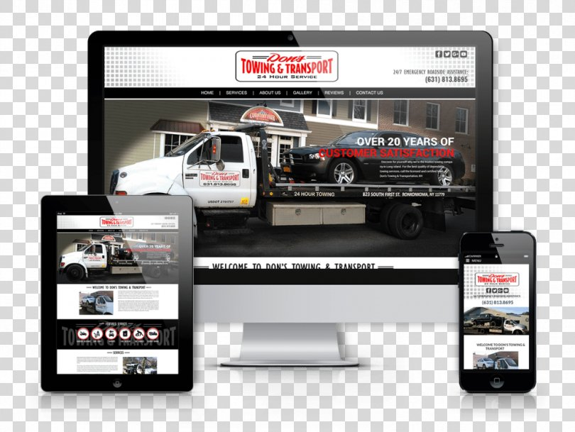 Towing Marketing E-commerce Service, Gemballa PNG