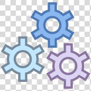 Gear Line - Gear PNG