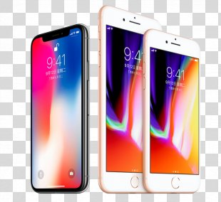 IPhone 8 IPhone X IPhone 4 Apple Watch Series 3 Smartphone - Iphone,X PNG