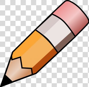 Pencil Drawing Clip Art - A Picture Of A Pencil PNG