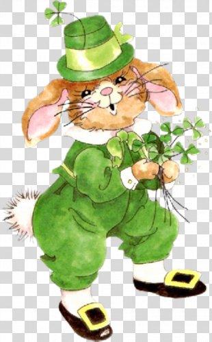 Leprechaun Saint Patrick's Day 17 March - Saint Patrick's Day PNG
