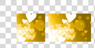 Euclidean Vector Wallpaper - Golden Fantasy Background Vector Material Love PNG