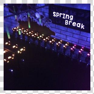 Battle Blast Laser Tag Spring Break Las Vegas Display Device - Mardi Gras Spring Break PNG