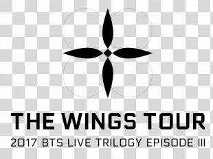 2017 BTS Live Trilogy Episode III: The Wings Tour Concert Tour - Wings PNG