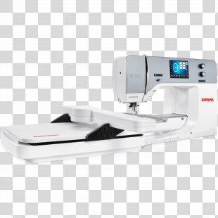 Bernina International Quilting Sewing Machine Embroidery - Sewing Machine PNG