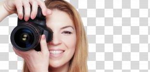 Digital SLR Digital Cameras Photography - Photo Camera PNG