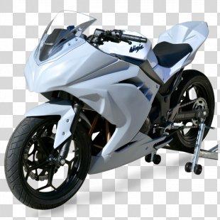 Motorcycle Accessories Kawasaki Ninja 300 Motorcycle Fairing Kawasaki Motorcycles - Motorcycle PNG
