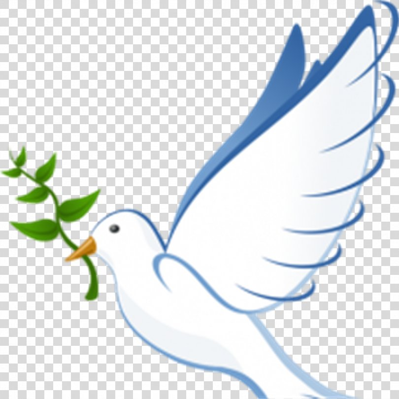 Pigeons And Doves Clip Art Email Doves As Symbols Peace, Dove Clipart PNG