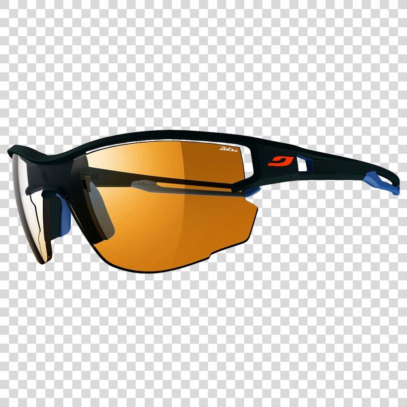 Sunglasses Julbo Photochromic Lens Blue, Coated Sunglasses PNG