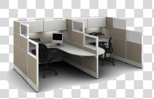 Desk Office Angle - Desk Accessories PNG