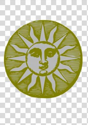 Vintage Clothing Clip Art - Vintage Sun Cliparts PNG