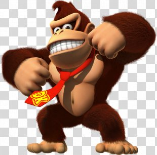 Donkey Kong Country Returns Donkey Kong Country 3: Dixie Kong's Double Trouble! Wii - Donkey PNG