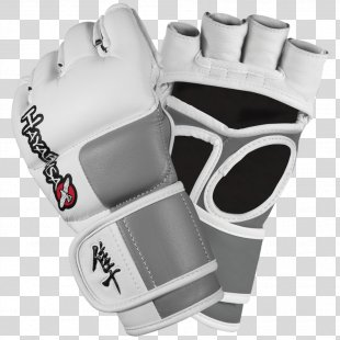 MMA Gloves Mixed Martial Arts Clothing - Gloves PNG
