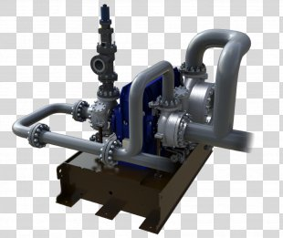 Steam Turbine Engine-generator Electric Generator Vapor - Steam Turbine PNG