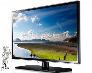 LED-backlit LCD Samsung 1080p Smart TV Television - Tv PNG