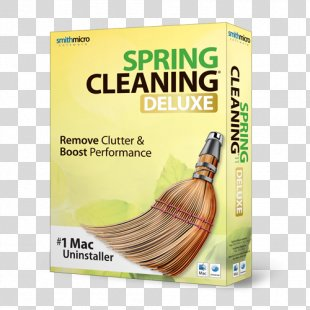 Spring Cleaning Computer Software Life Lab Inc. Smith Micro Software - Spring Cleaning PNG