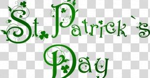 Saint Patrick's Day 17 March Ireland Shamrock Irish People - Saint Patrick's Day PNG