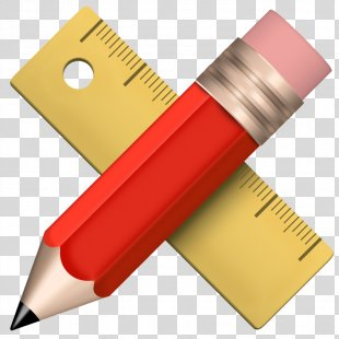 Technical Drawing Tool Ruler Pencil - Pencil PNG