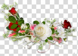 Borders And Frames Flower Clip Art - Cyclamen PNG