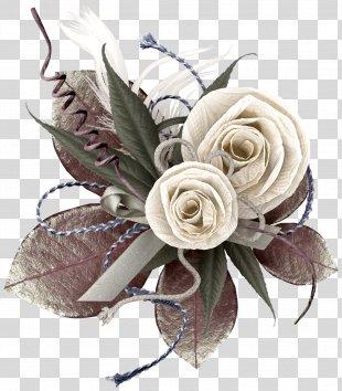 Vintage Clothing Flower Floral Design Clip Art - Ps Floral Border Creative Floral Patterns PNG