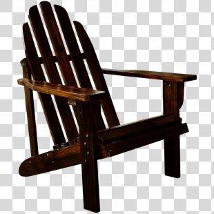 Shine Company Inc Adirondack Chair Garden Furniture - Chair PNG