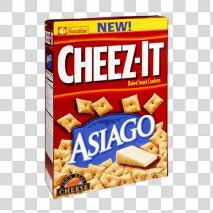 Breakfast Cereal Junk Food Ritz Crackers Convenience Food - Snack Crackers PNG