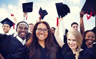 Graduation Ceremony Graduate University Student Higher Education College - Student PNG
