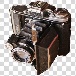 Photographic Film Digital Cameras Photography Wallpaper - Camera PNG