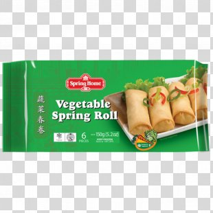 Spring Roll Samosa Food Spring Home Singapore - Spring Rolls PNG