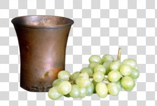 Wine Grapes Common Grape Vine Juice - Glass And Grapes PNG