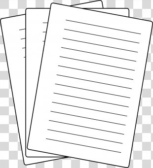Paper Clip Clip Art - Paper Sheet PNG