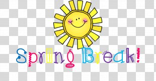 Spring Break Birches Elementary School Clip Art - Spring Forward PNG