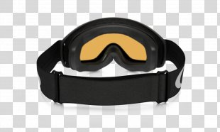 Goggles Glasses Oakley, Inc. Skiing - GOGGLES PNG