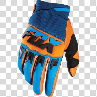 FOX Dirtpaw Race 2018 Gloves FOX 2019 Dirtpaw Gloves Fox Racing Bicycle Gloves - Fox Gloves PNG
