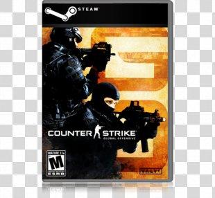 Counter-Strike: Global Offensive Counter-Strike: Source Call Of Duty: Black Ops II Counter-Strike 1.6 Video Game - Counter Strike Global Offensive PNG