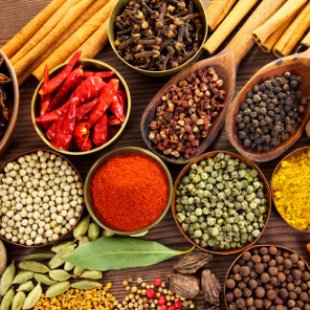 Indian Cuisine Asian Cuisine Food Spice - Herbs PNG