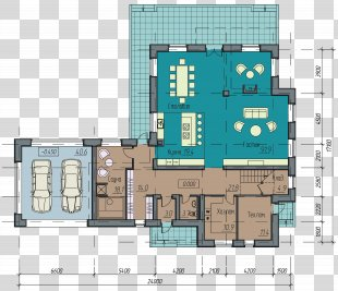 Floor Plan Architecture Building Facade Residential Area - Plan PNG