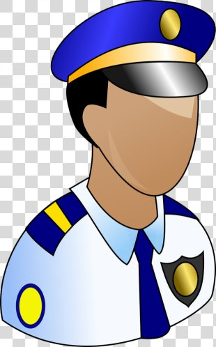 Police Officer Logo Clip Art - Picture Of Police Officer PNG