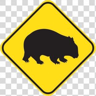 Car Traffic Sign Road Warning Sign - Car PNG
