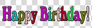 Happy Birthday To You Wish Greeting & Note Cards Quinceañera - Scritta PNG