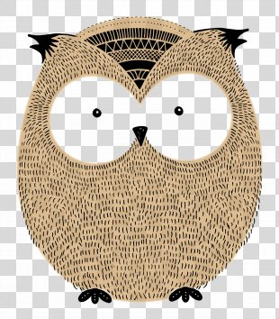 Owl Drawing Art Painting Illustration - Owl PNG