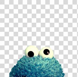 Cookie Monster Elmo Cream Cupcake Biscuits - Cookie PNG