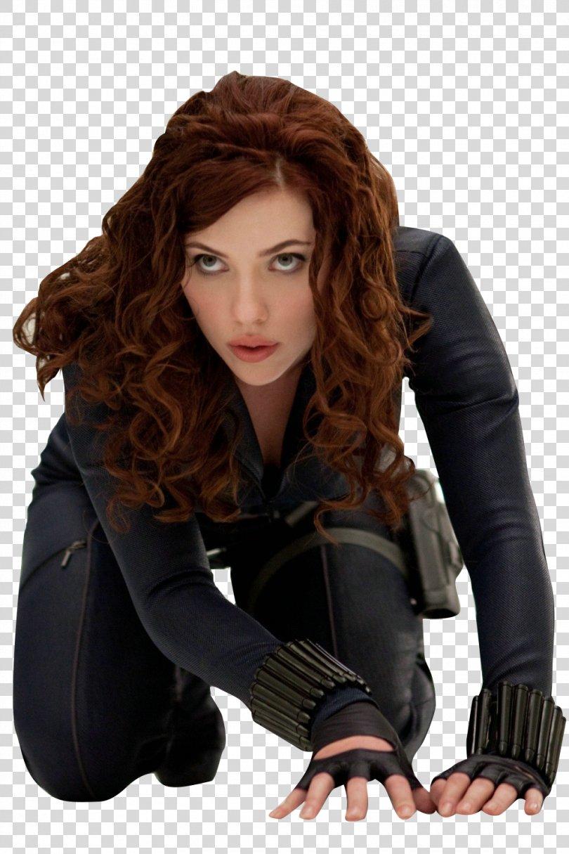 Scarlett Johansson Black Widow Iron Man 2 Marvel Cinematic Universe, Black Widow PNG