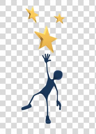 Reach For The Stars Ken Moldow Clip Art - The Stars Cliparts PNG