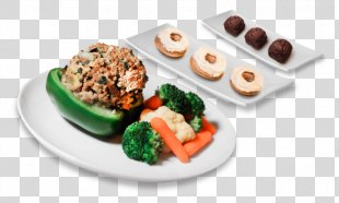 Hors D'oeuvre Vegetarian Cuisine Fast Food Lunch Recipe - Vegetable PNG