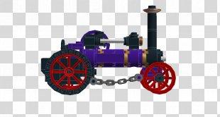 Steam Tractor Steam Engine Machine Vehicle - Steam Tractor PNG