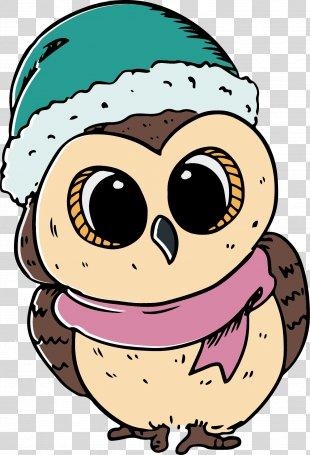 Owl Drawing Clip Art - Owl Vector PNG